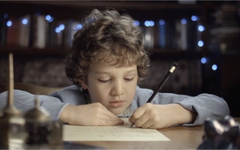 Christmas Wish - Alta (Samsung Tablet PC Commercial)