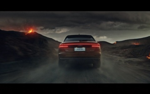 AUDI Q8 - The Pursuit of Life 奥迪Q8汽车