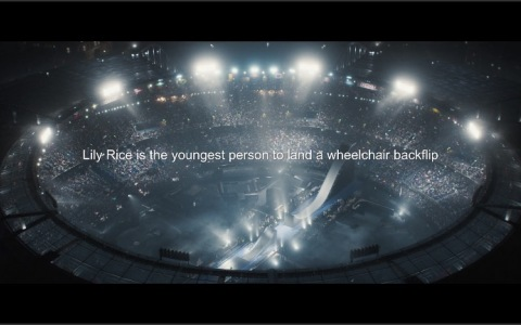 Toyota Start Your Impossible - Lily Rice (Director's Cut)丰田奥运