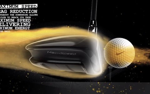 Nike Golf Mach Speed (Agency_ Summit Projects)