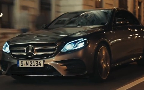 Mercedes-Benz奔驰 - E-Class- How does it feel?