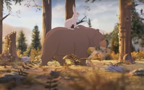 John Lewis - Christmas Ad 2013 - The Bear and the Hare