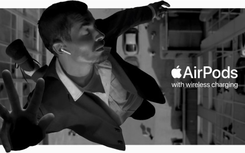 Apple - AirPods - Bounce