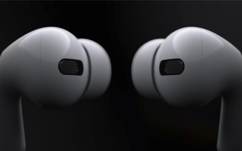 Apple - Introducing AirPods Pro