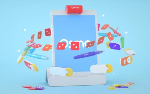 "Osmo - ""Where Learning Clicks"""