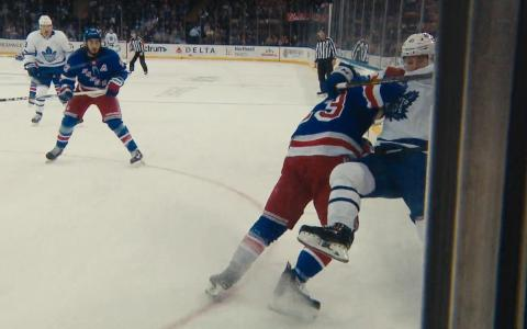 NY Rangers - Play Like A New Yorker