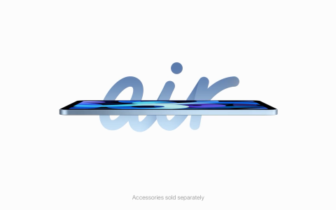 iPad Air — Boiiing