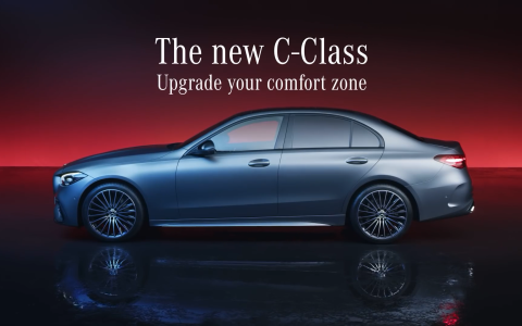 The New C-Class- World Premiere | Trailer